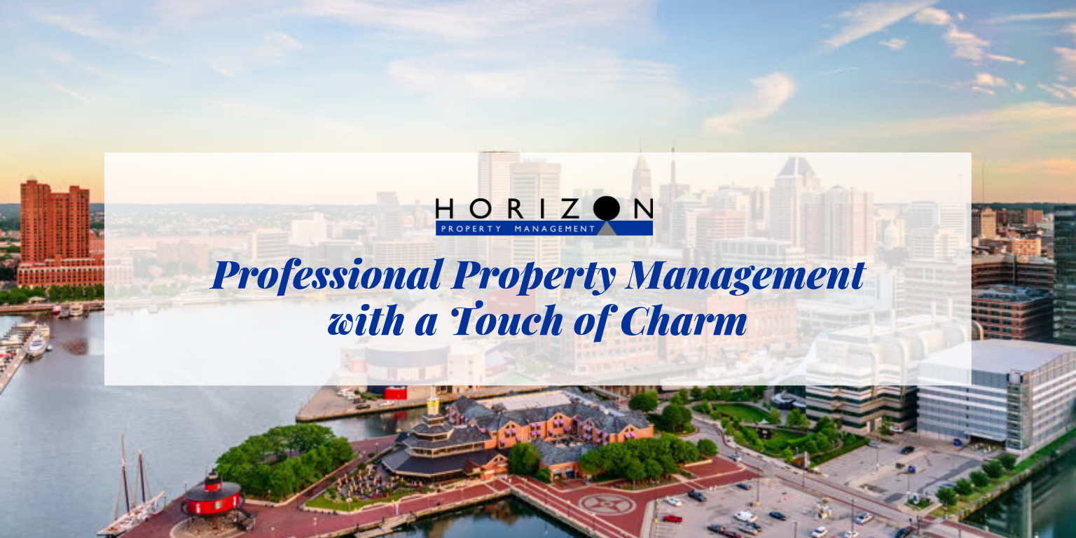 Horizon Property Management - Baltimore Skyline