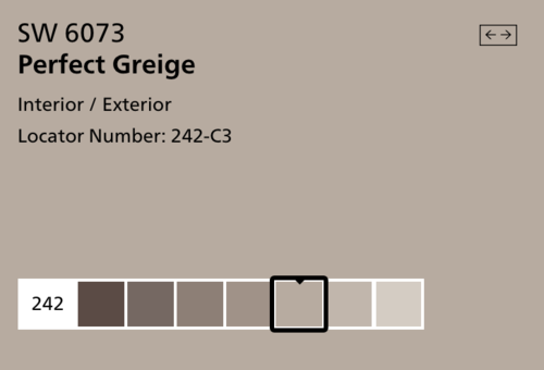 My Favorite Sherwin Williams Paint Colors Greige Edition