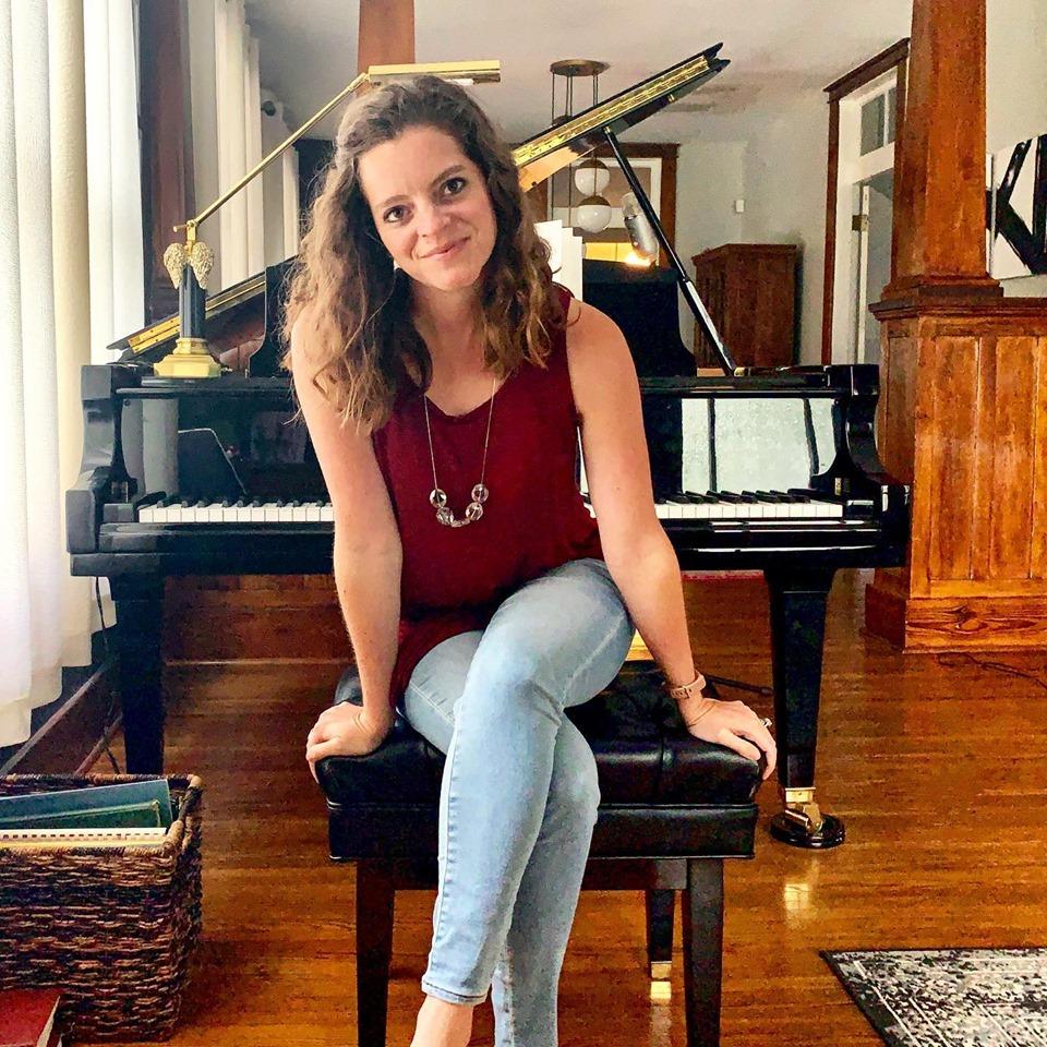 Katherine Forbes   pianist