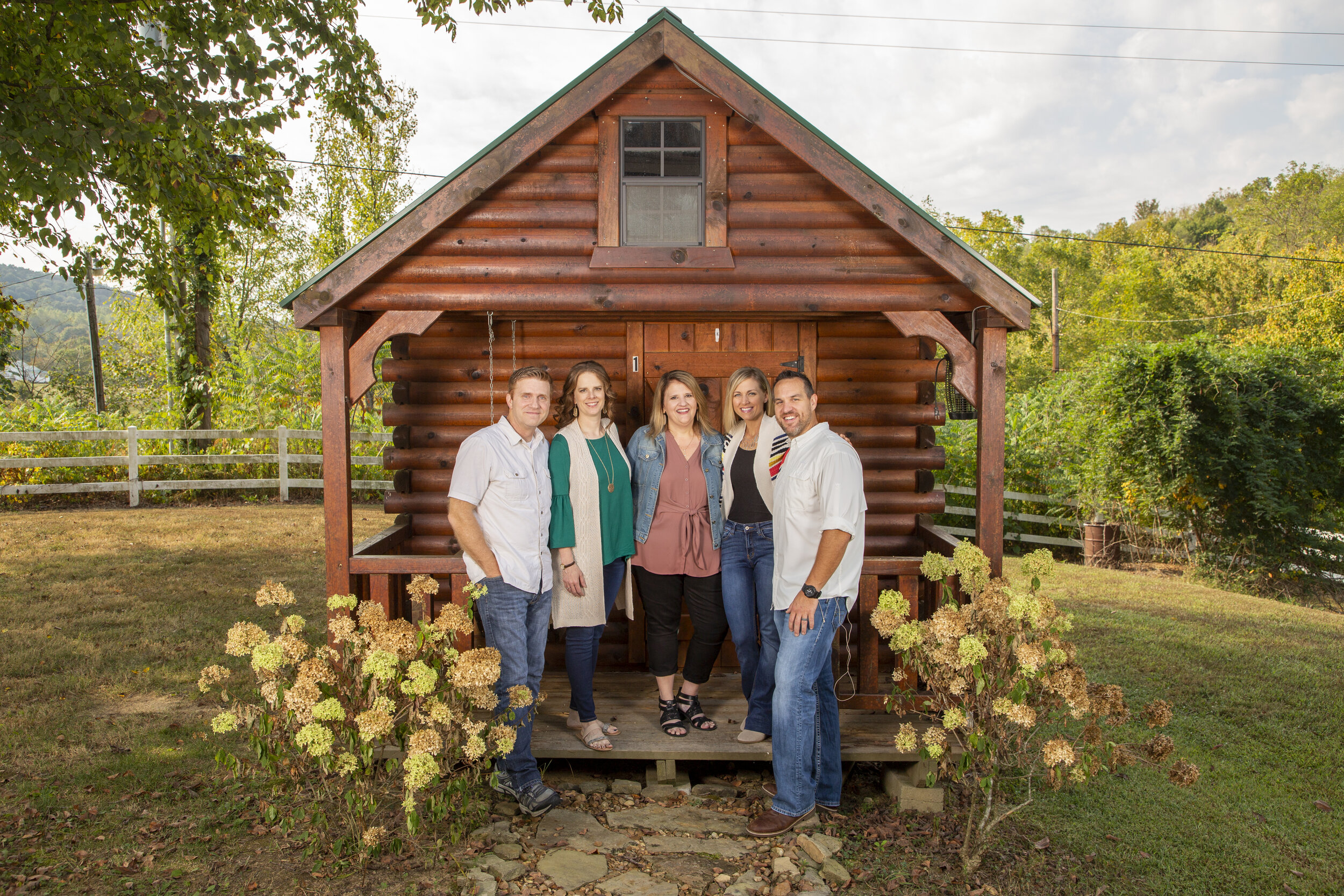 Our wonderful speakers for the day included (from l to r) Steve & Lori Chatman, Becky Davidson, and Casey & TJ Overstreet.