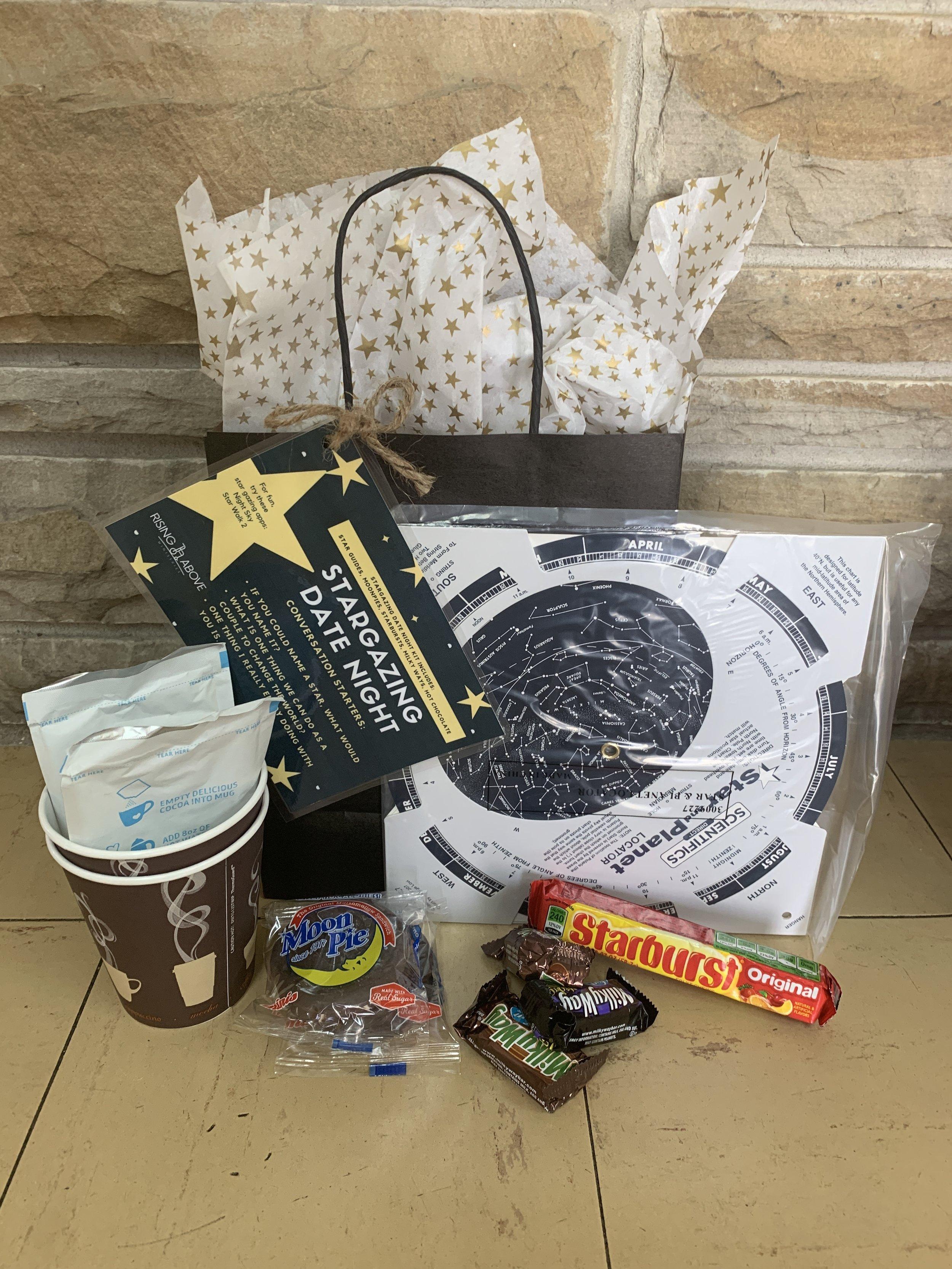 Stargazing Date Night bags!