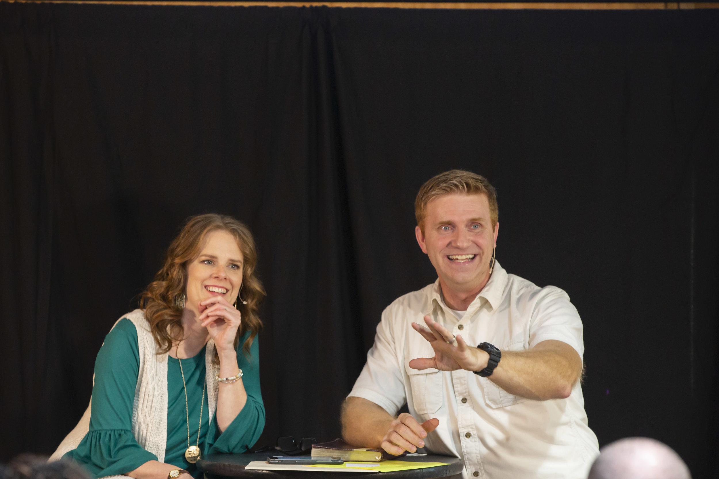 Lori & Steve Chatman