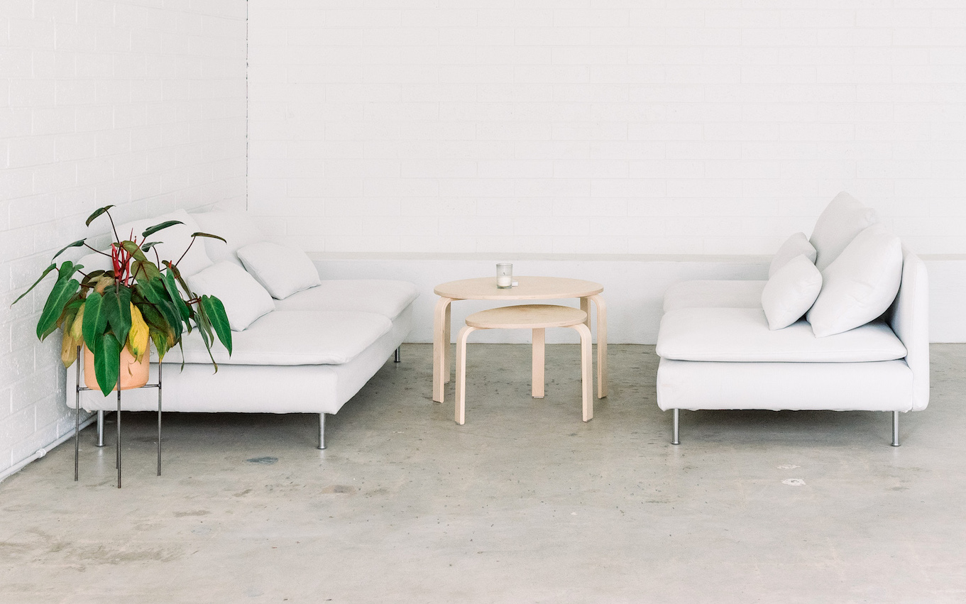 Comfortable Seating - multiple seating areas with endless possibilities