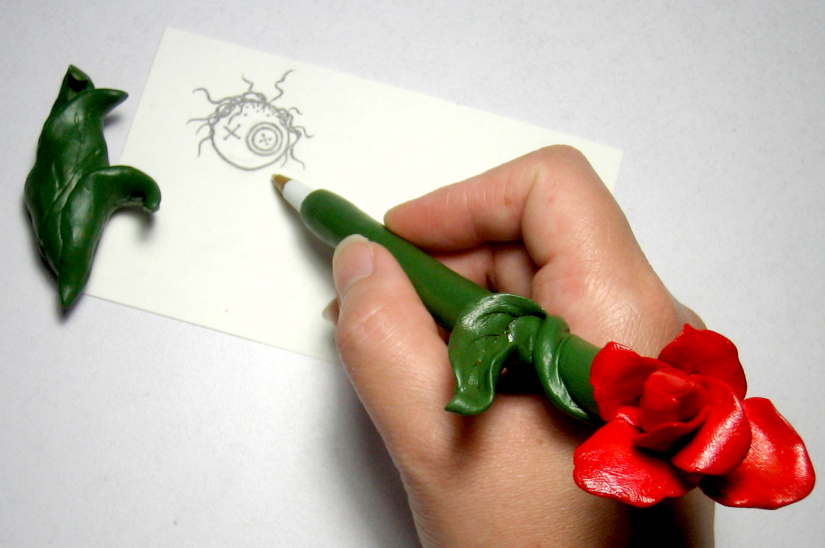 Rose Pen