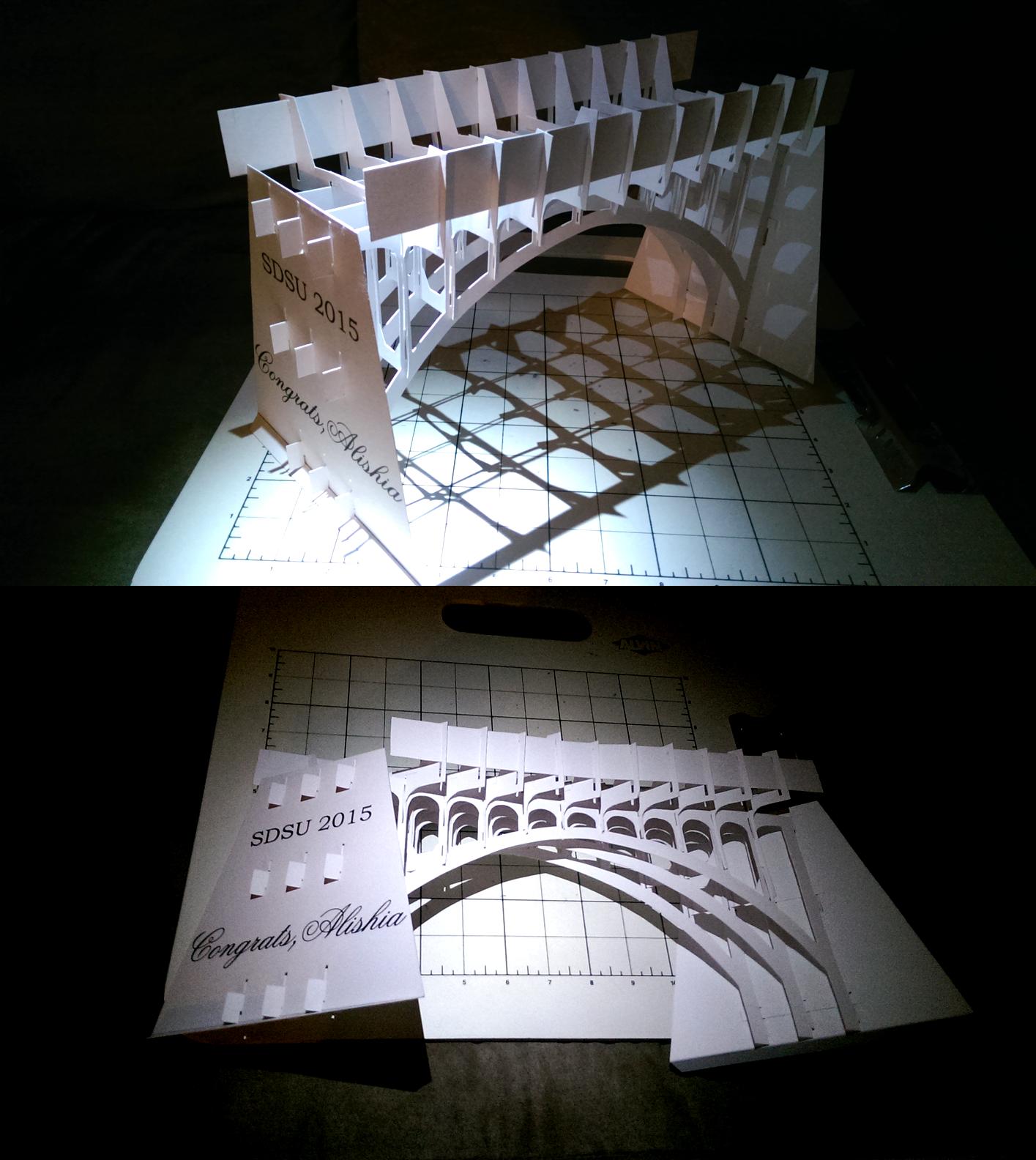 Bridge Origamic Architecture