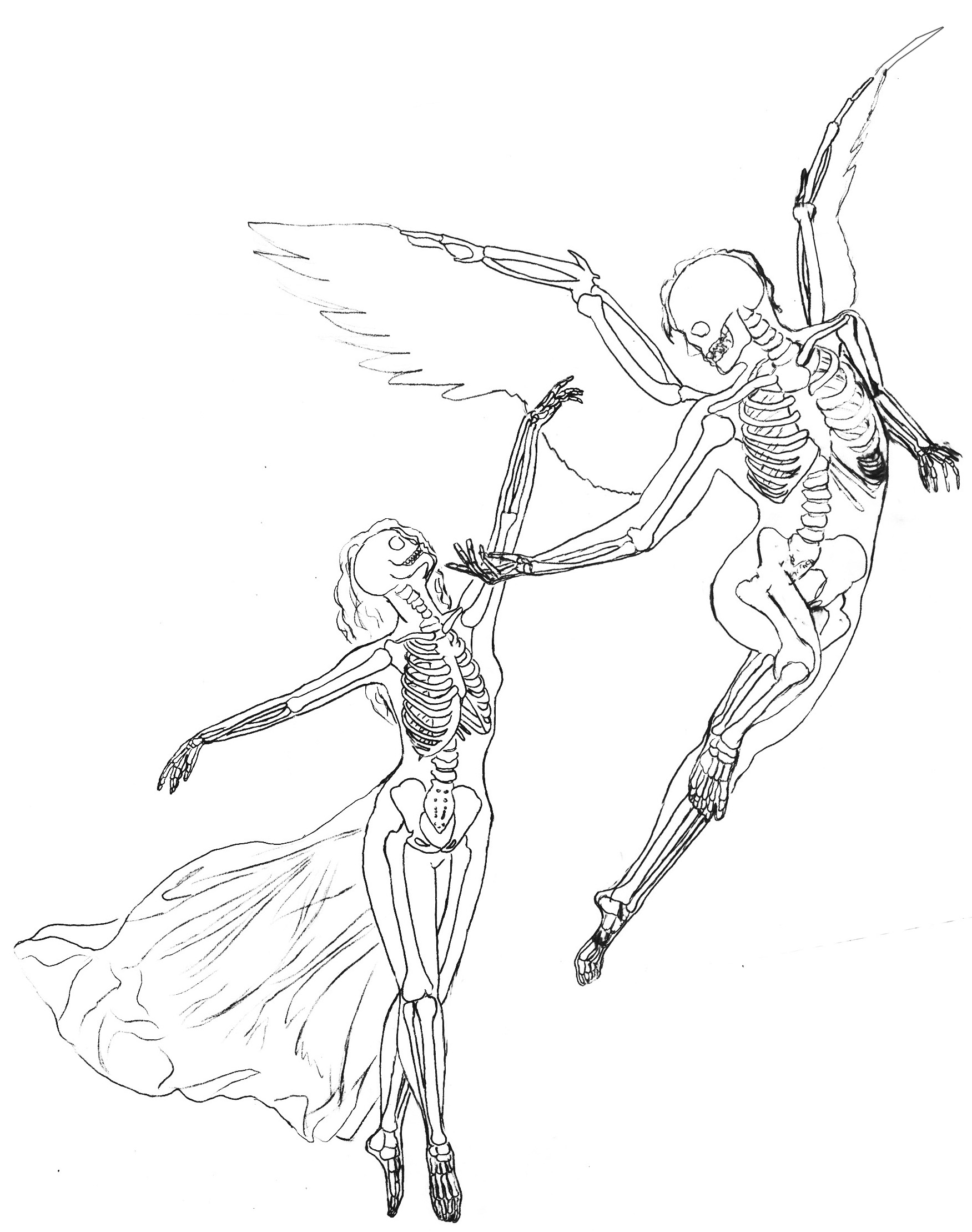Forbidden Dance WIP