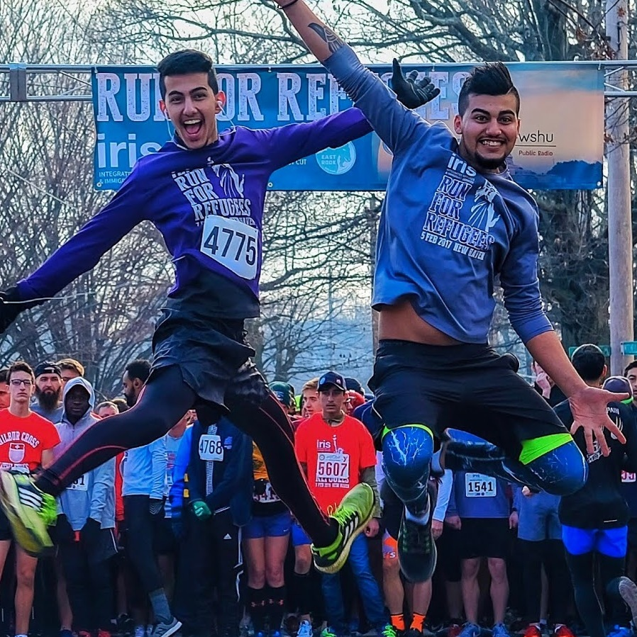 IRIS Run for Refugees 5K - February 2, 2020 | Super Bowl SundayWilbur Cross High School | New Haven, CT