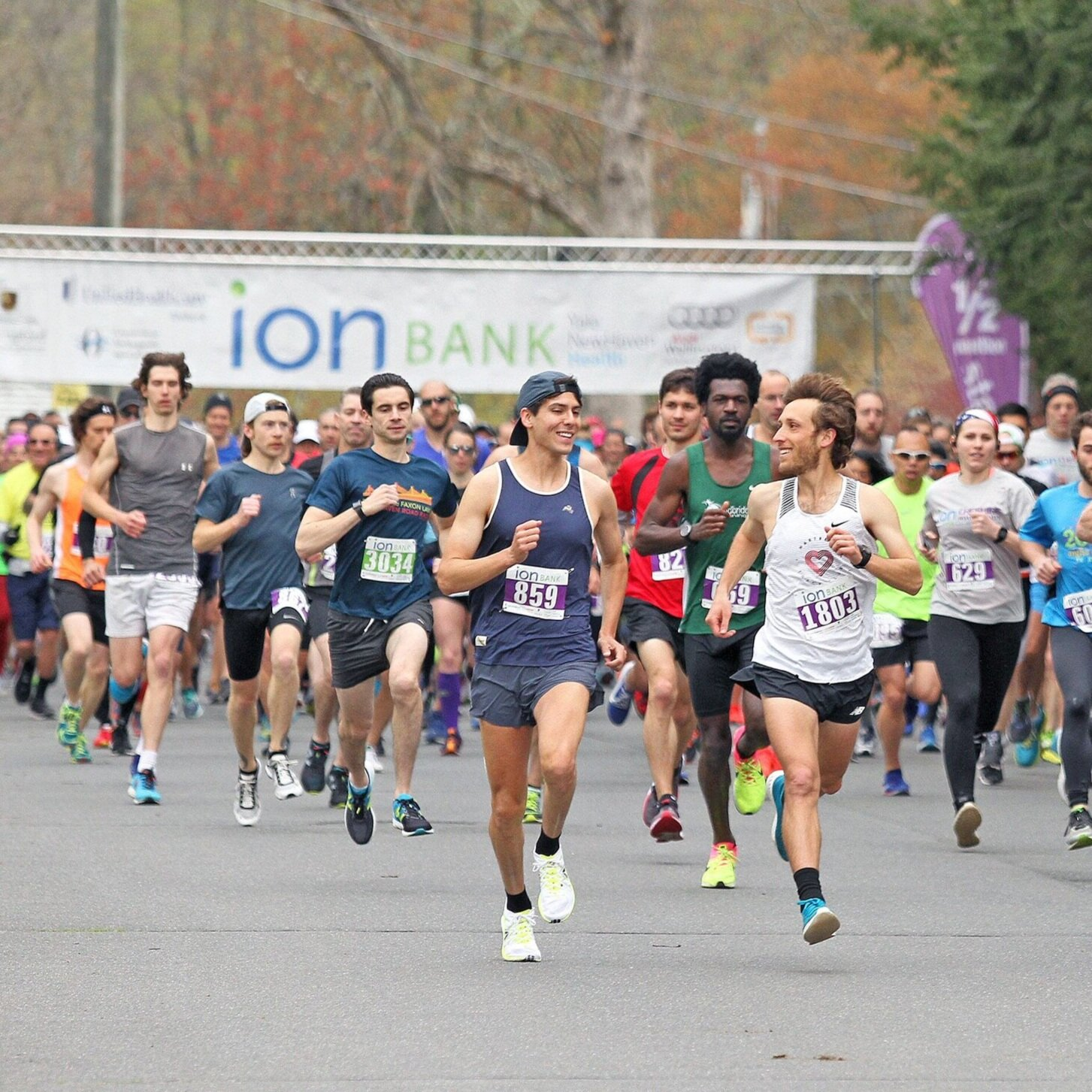 Ion Bank Cheshire Road Races - April 26, 2020Cheshire High School | Cheshire, CT