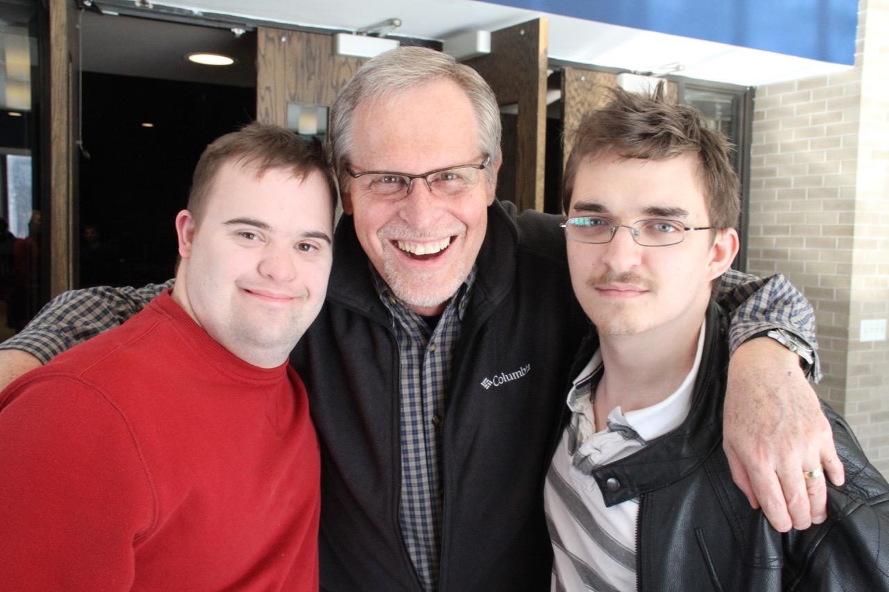 Dan Brokke and Friends