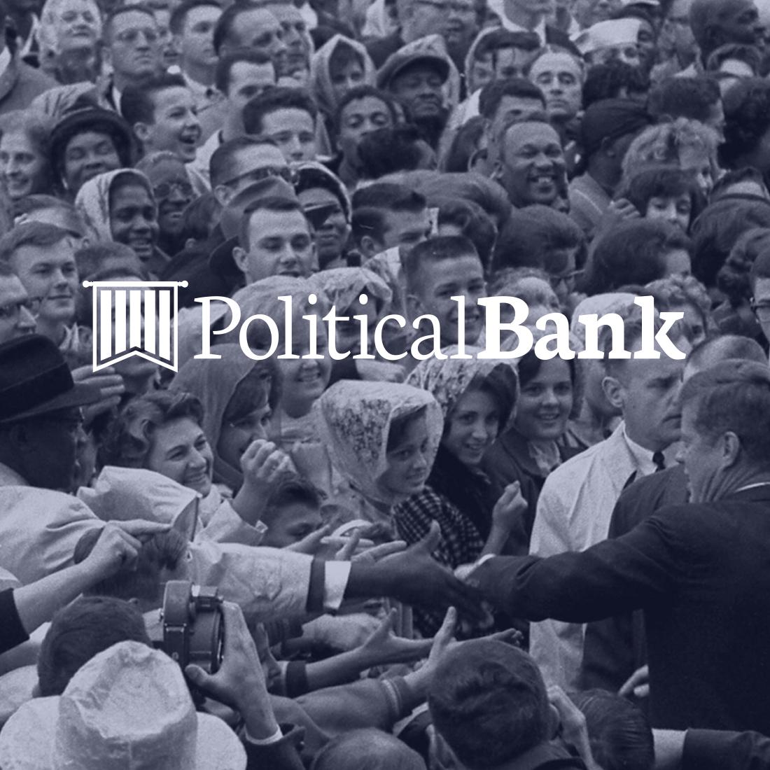 Political Bank - Branding & Web Design