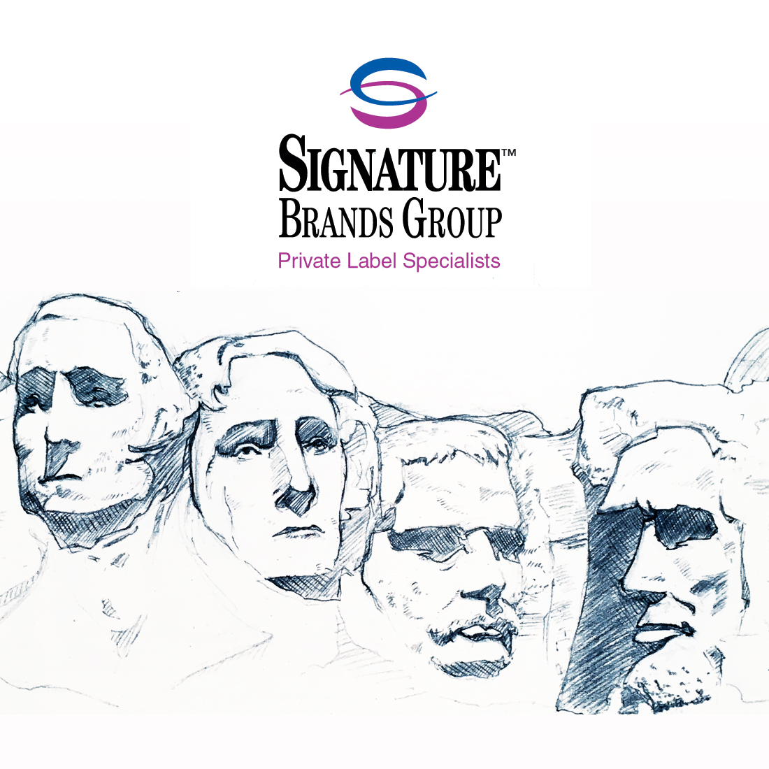 Signature Brands Group - Print Design and Tradeshow Design
