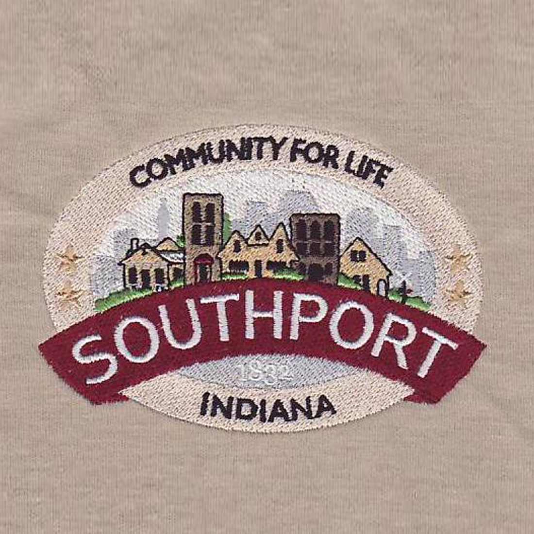 City of Southport, Indiana - City Branding
