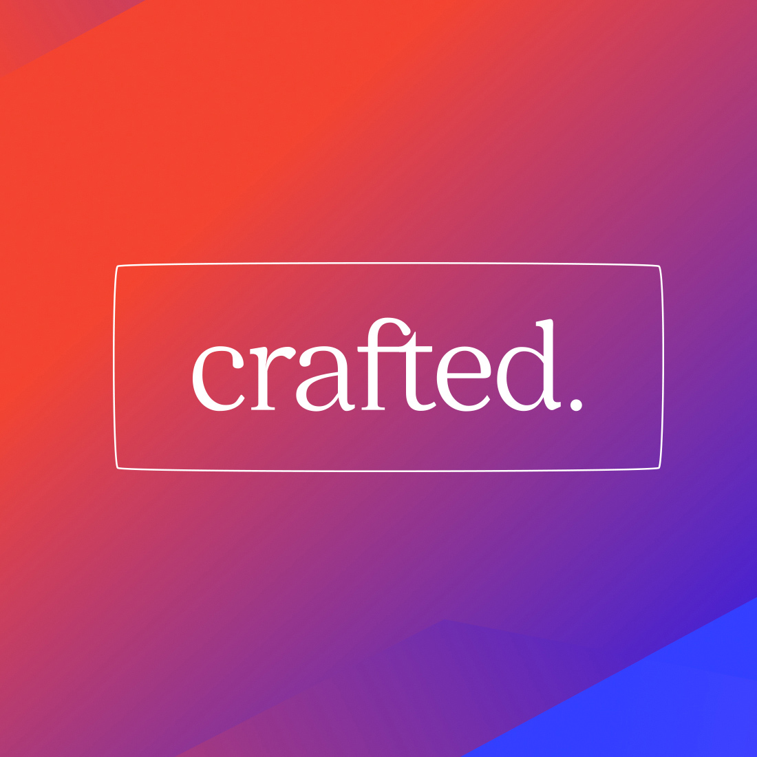 Crafted - Branding and Website Design
