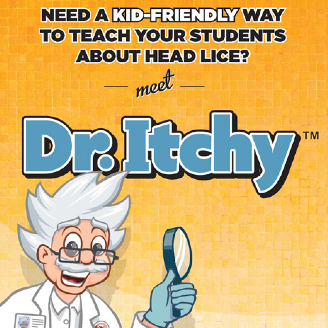 Dr. Itchy - Branding and Website Design