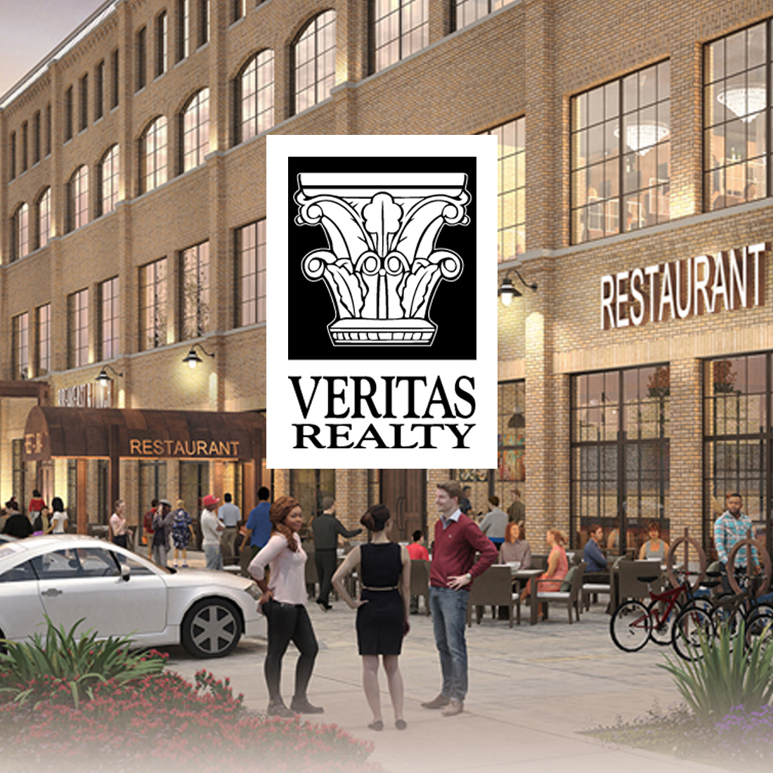 Veritas Realty - Branding and Website Design