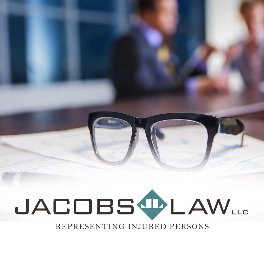 Jacobs Law - Branding and Website Design