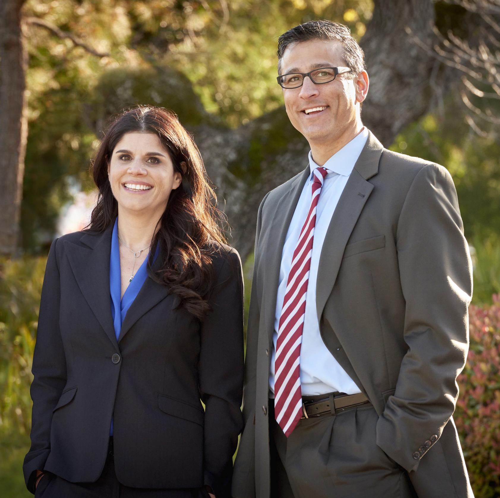 Stacy North & Scott Berman
