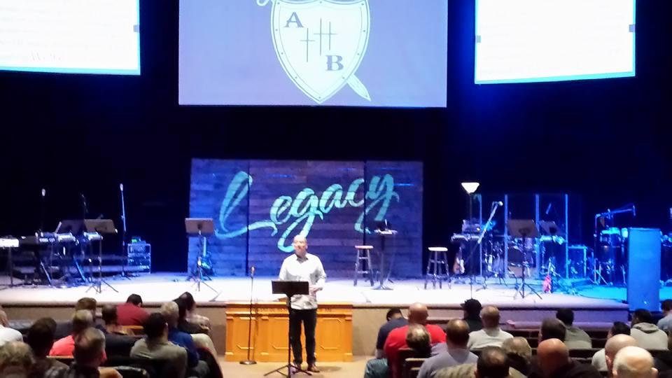 Speech at Legacy