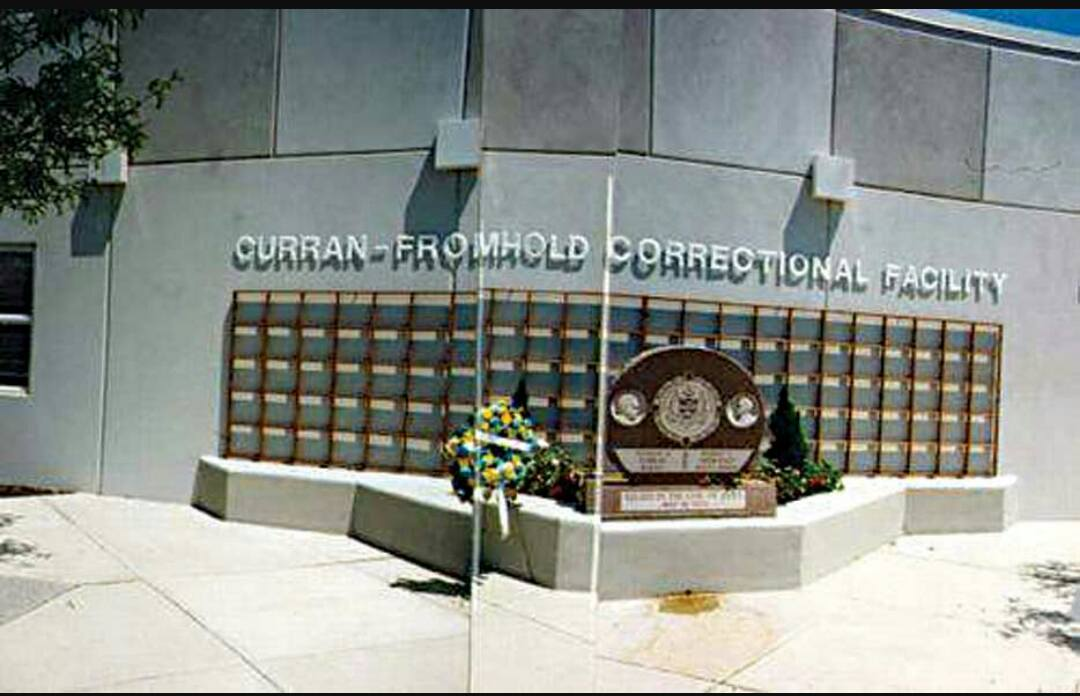 Curran-Fromhold Correctional Facility