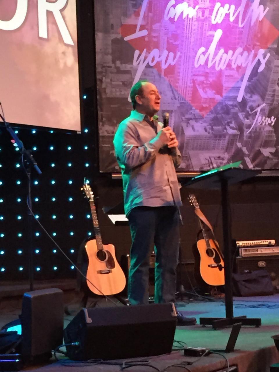 Mike Palombi Bethany Church