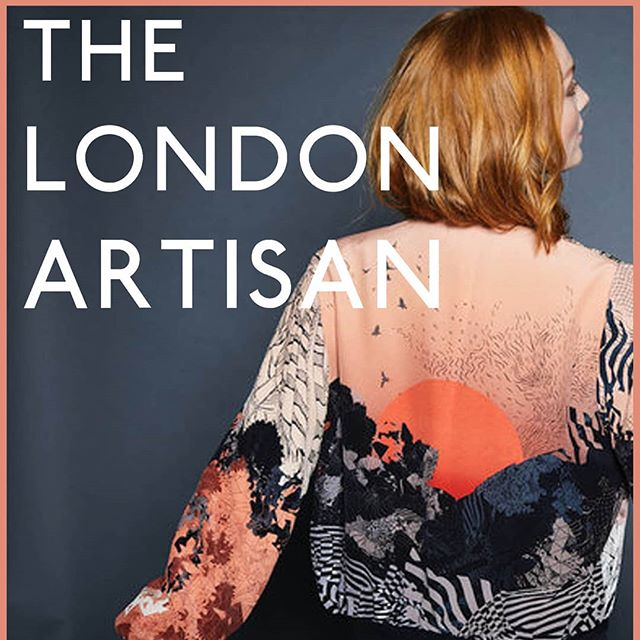We're doing our very first event with @thelondonartisan all weekend at @trumanbrewery .. come say hello!!