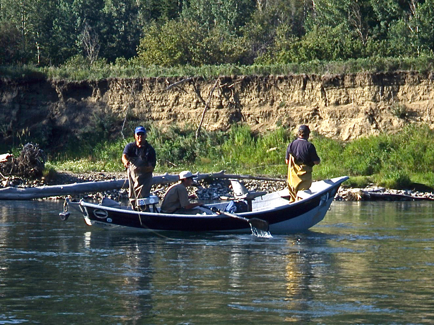 Bow River Access -