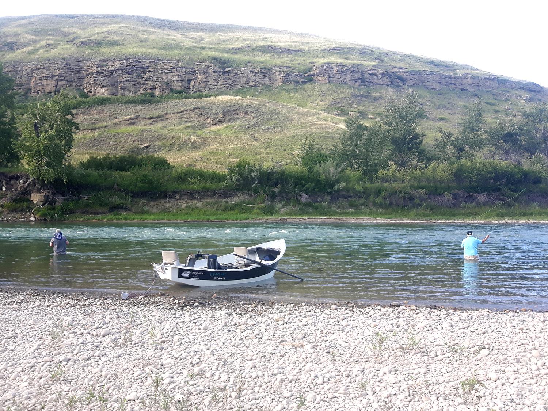 Drift Boat School — Iron Bow Fly Shop