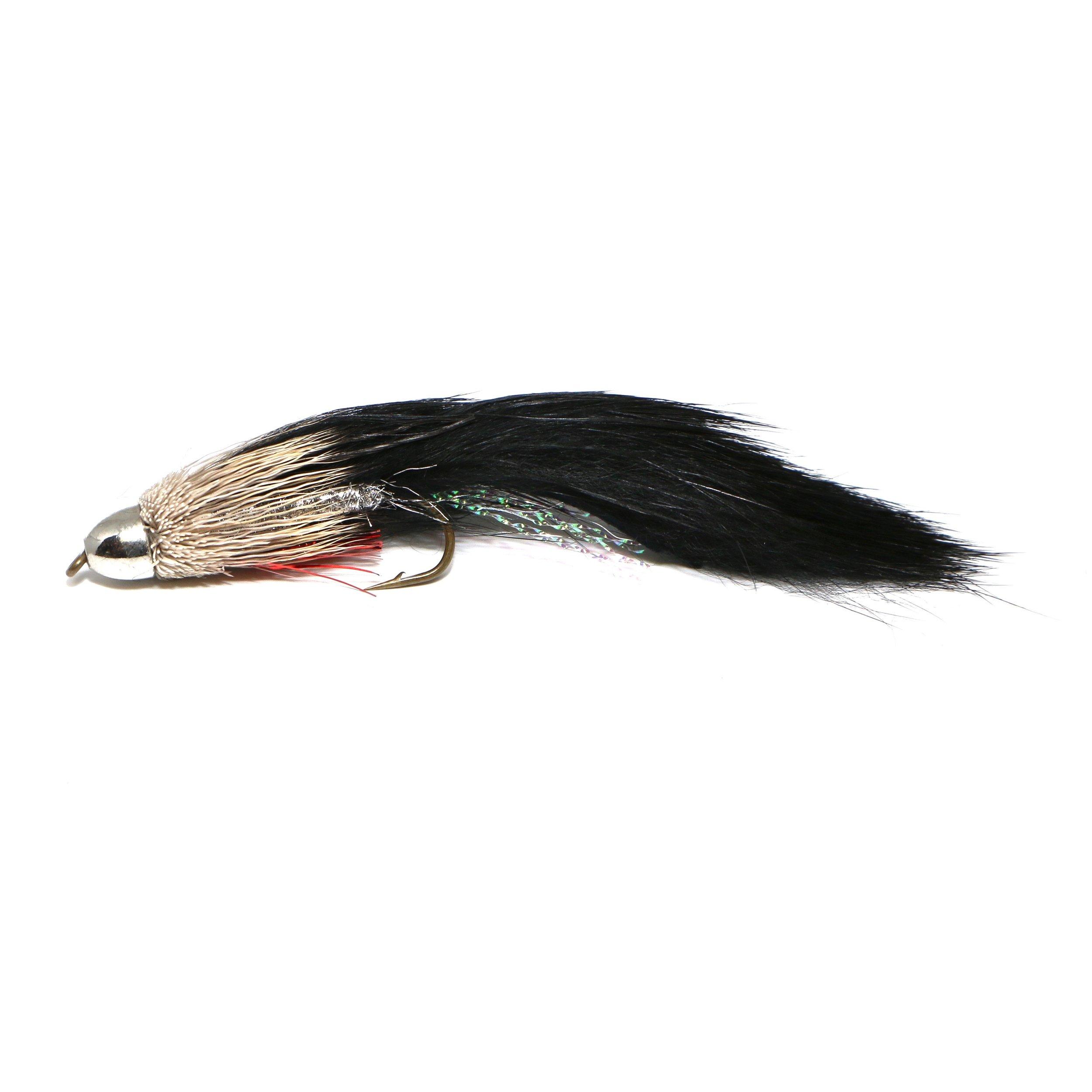 Muddy Budy Black -  https://ironbowflyshop.ca/products/ch-muddy-buddy