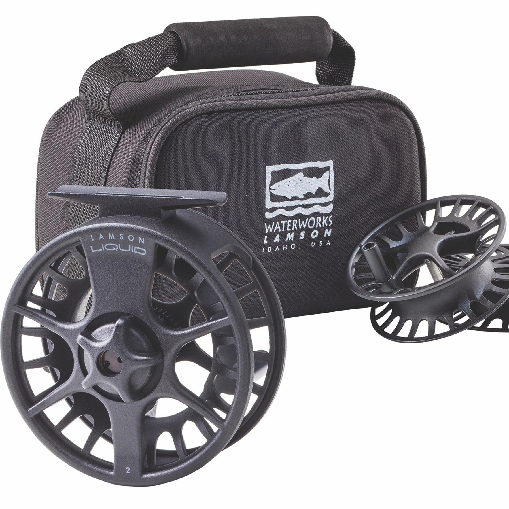 Lamson Liquid 3 Pack:  https://ironbowflyshop.ca/products/lamson-waterworks-3-pack-reel-spools