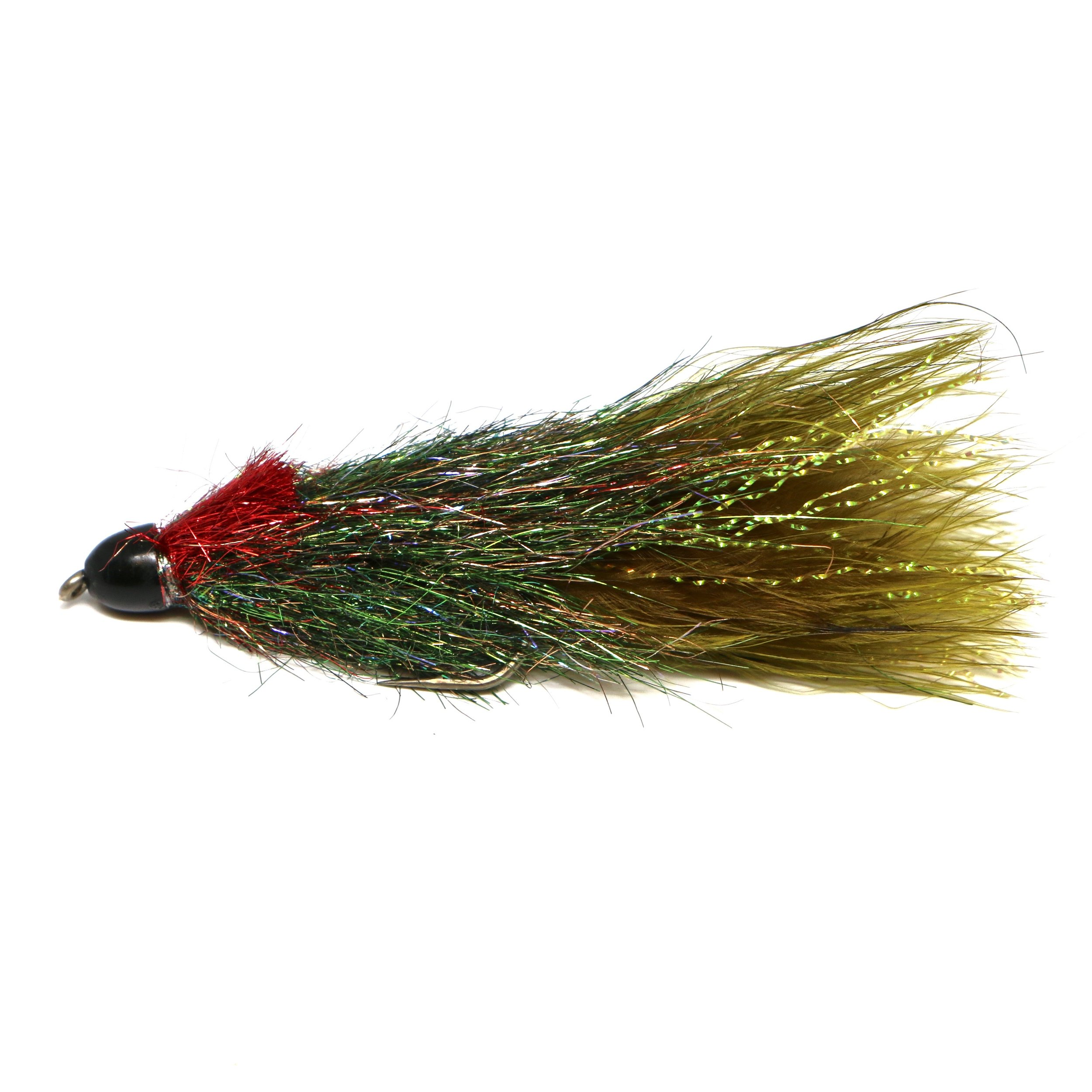 Coffrey's CH Sparkle Minnow:  https://ironbowflyshop.ca/products/coffeys-sparkle-minnow