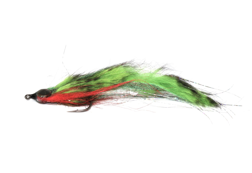 Alters Pike Slider Chart:  https://ironbowflyshop.ca/collections/flies/products/alters-pike-slider