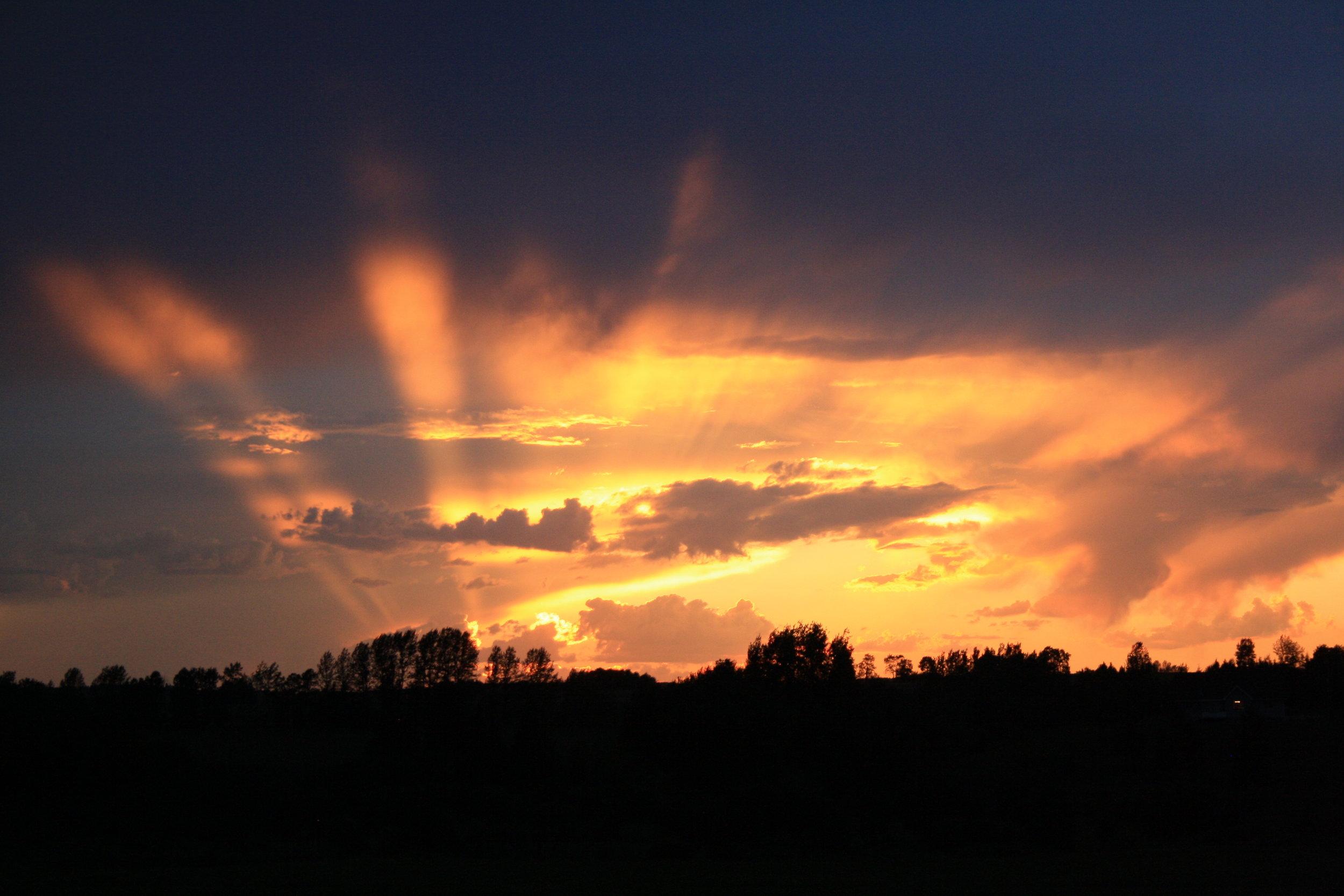 PP1 Sunset