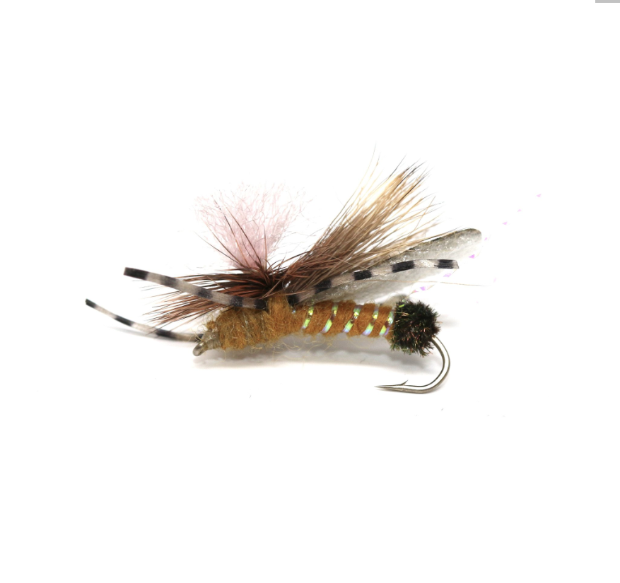 Goulds Half Down Golden:  https://ironbowflyshop.ca/products/goulds-half-down-golden