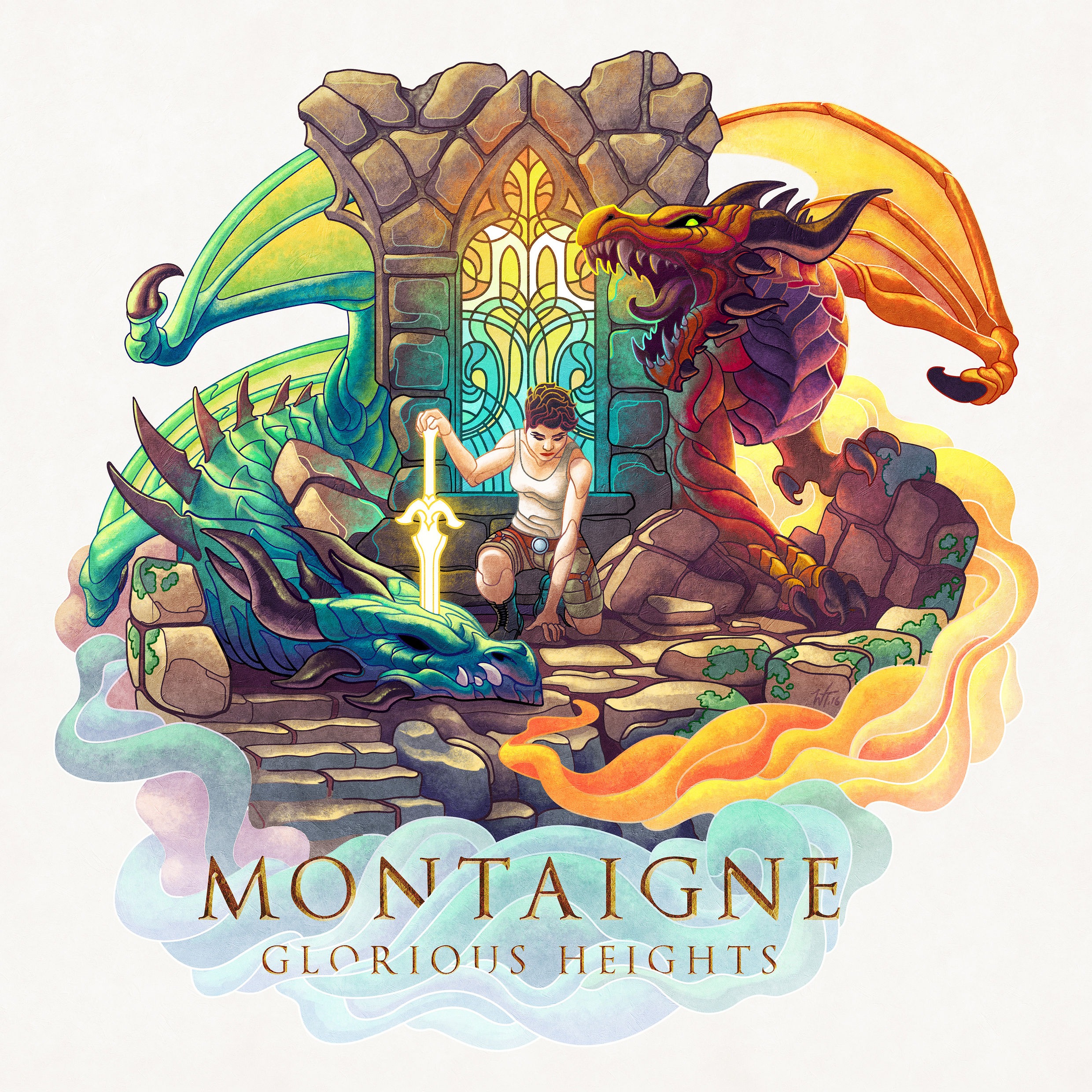 Montaigne - Glorious Heights (Sony)