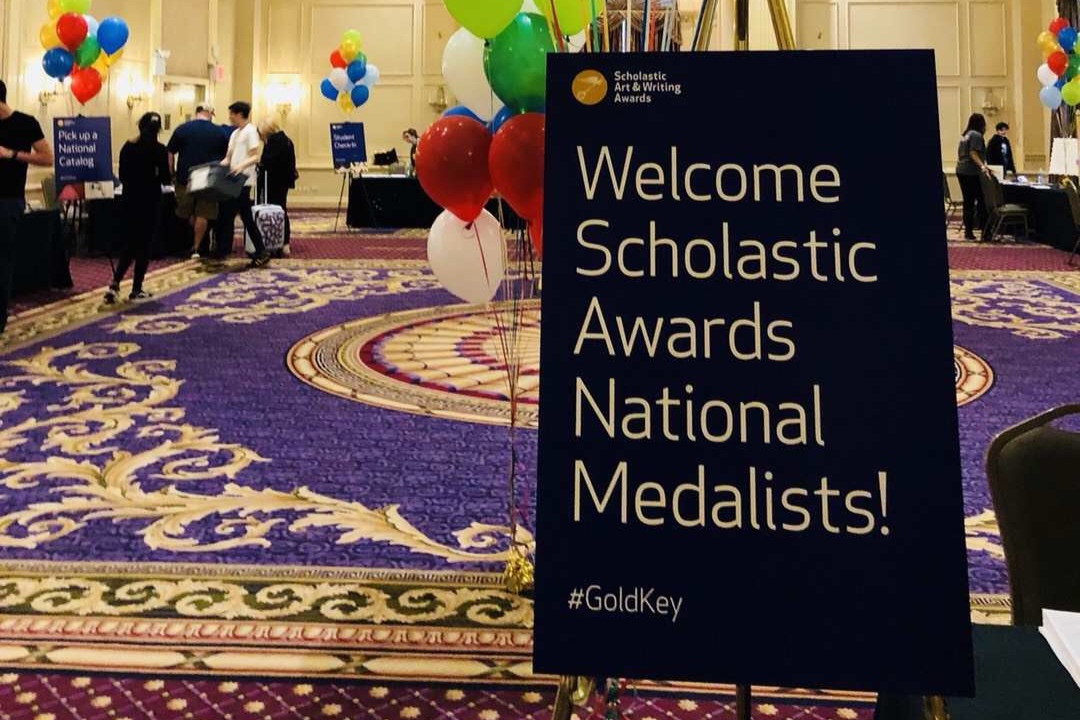 Enter the Scholastic Scholarship Award with confidence -