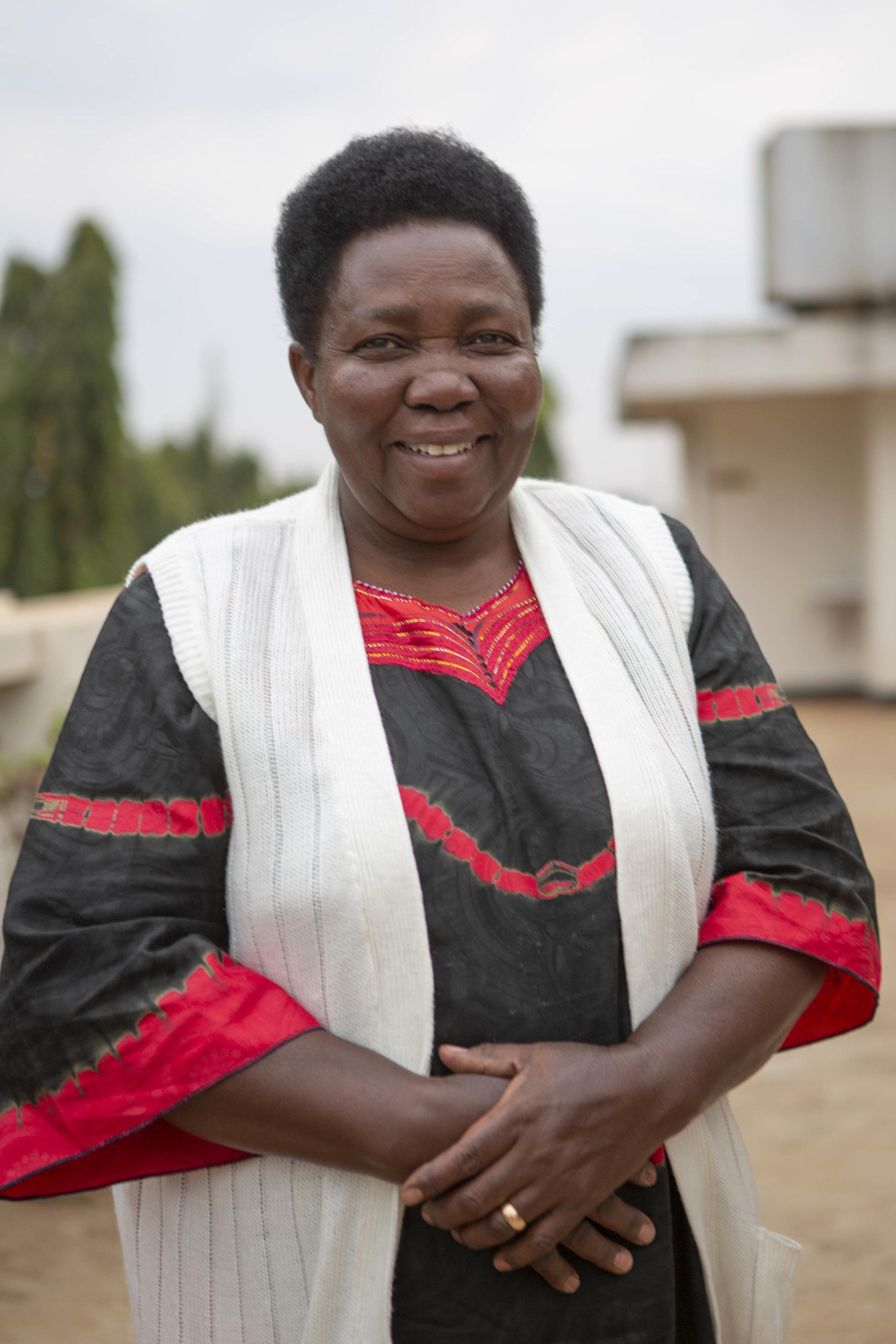 Marycelina Msuya / Founder of Native Africa Tanzania