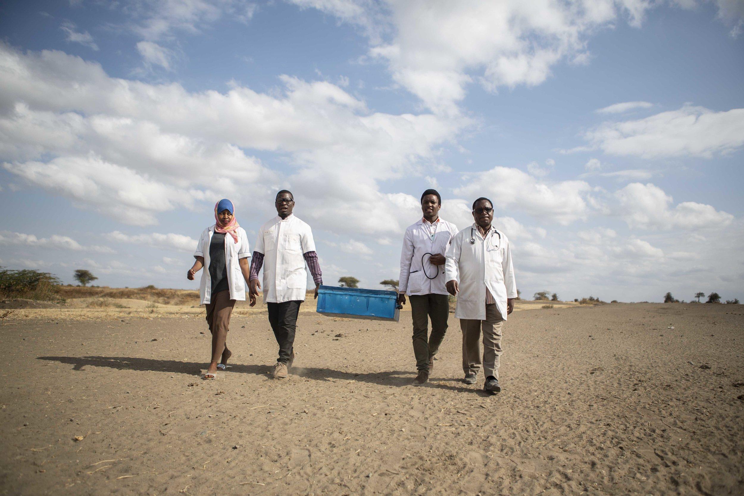 Travelling Doctors Tanzania by Claudio Verbano