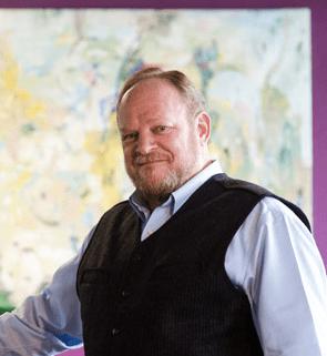 Bill Marino  - Board Chair, 40 West Arts
