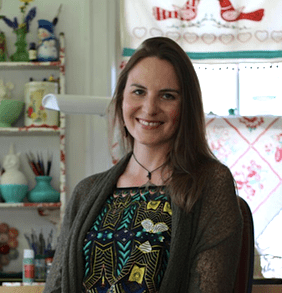 Johanna Parker  - Artist and Business Owner, Johanna Parker Design