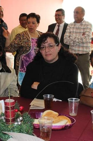 Martha Tellez - MiJes (Ministerio Jesús Salvando)Ministerio con personas en situación de calle