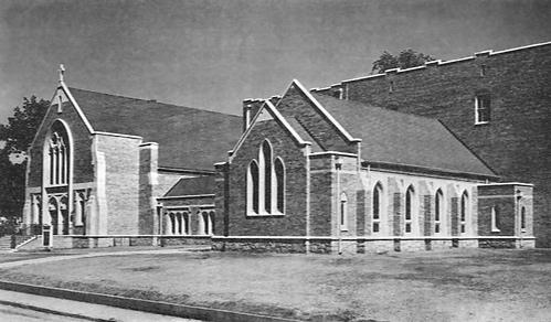 Pattillo Memorial Methodist Church