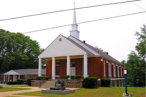 Former Avondale Methodist Church