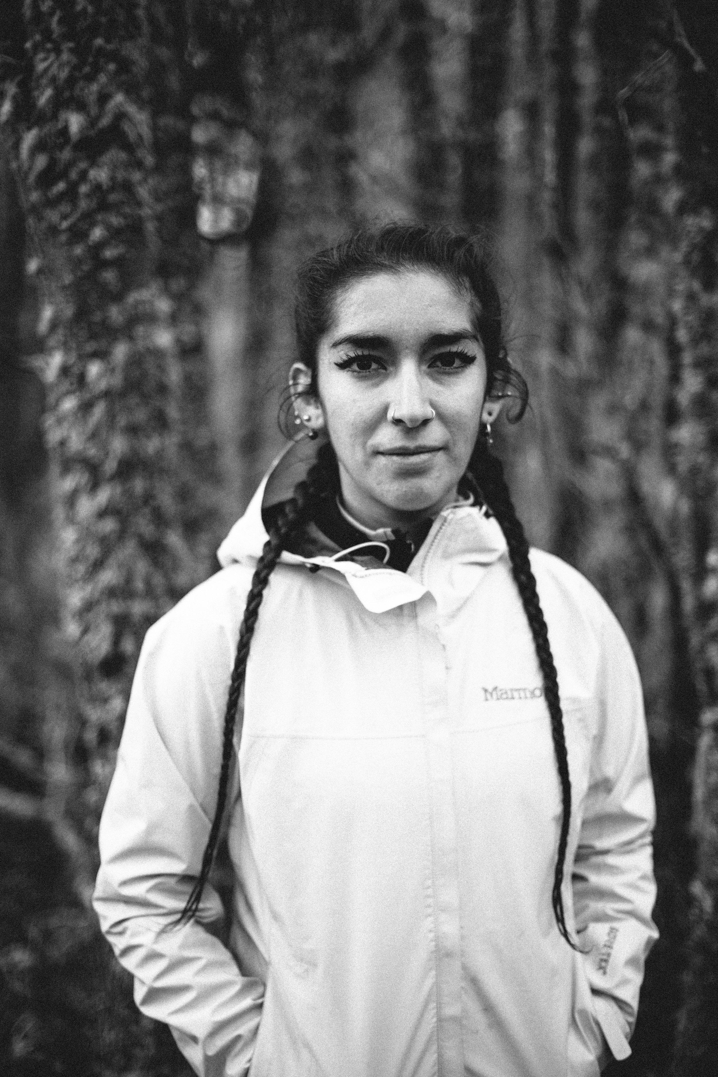 """""""Creo que existen experiencias en la vida que te hacen replantearte todo. Esta me reencanta, me enriquece y me hizo disfrutar estar viva.""""  Yanara Muñoz, Santiago"""