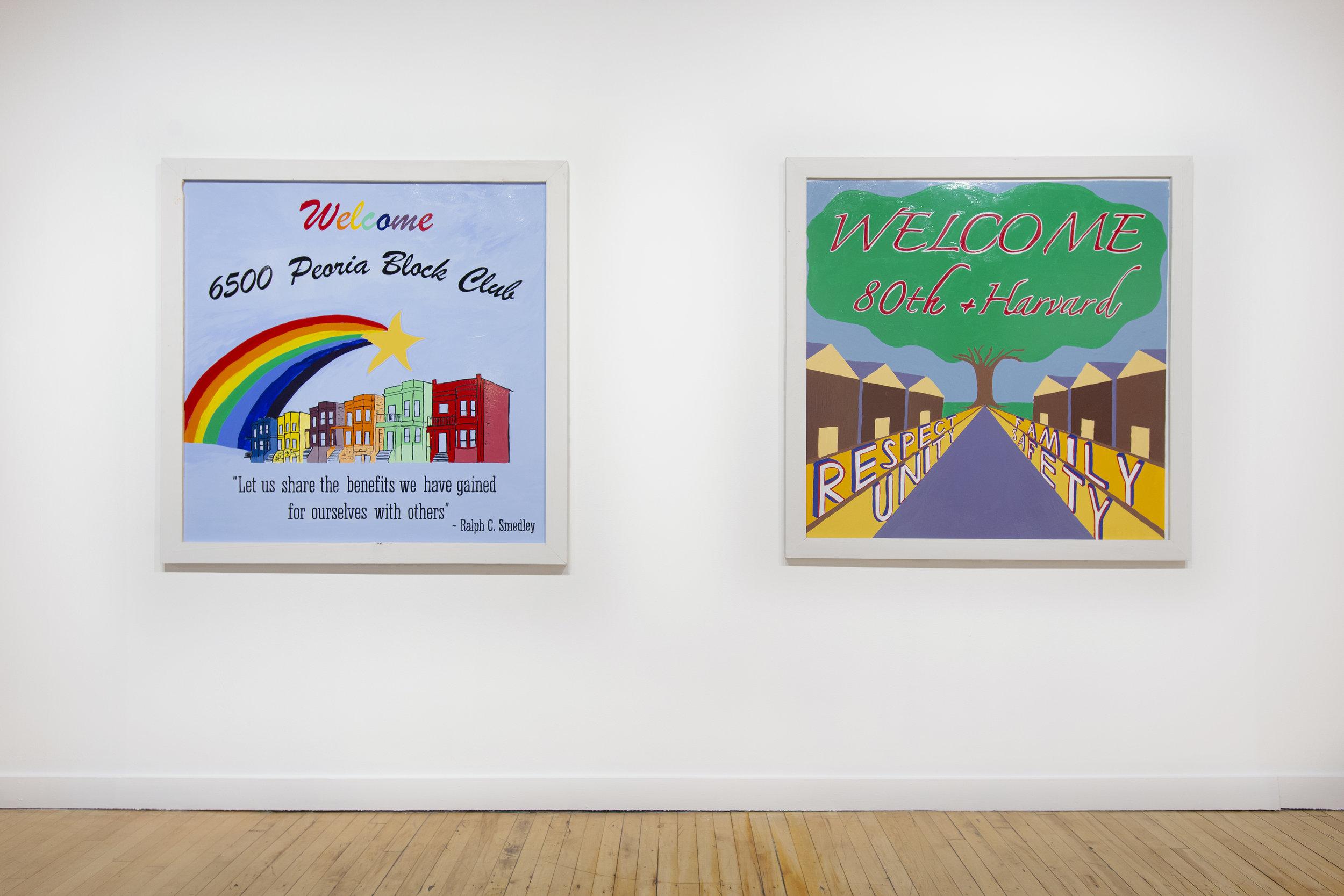 Photo courtesy of Weingberg/Newton Gallery