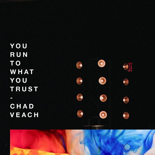 Still riding the wave from this past weekend! It was inspiring to hear such an incredible word from @chadcveach on Saturday morning. #vividconference #vividconf19 #vancouver