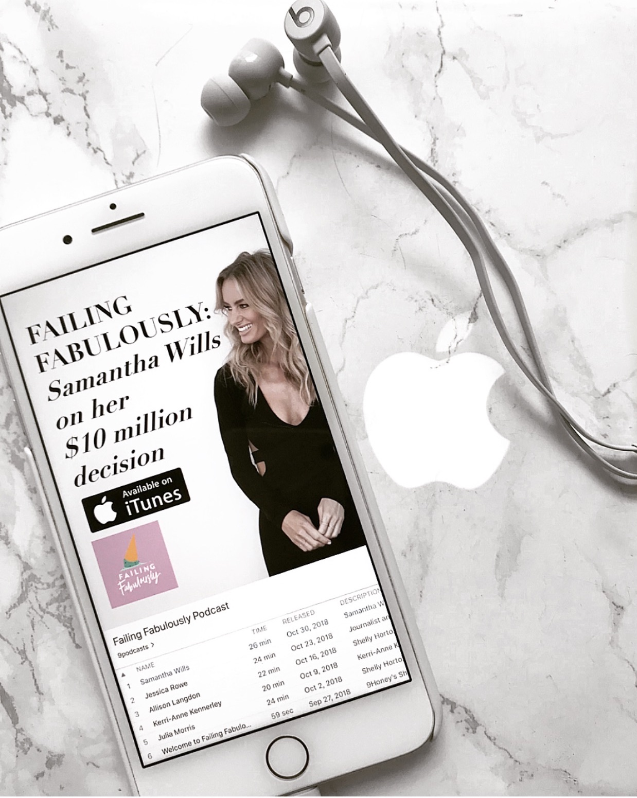PODCAST: Failing Fabulously - Samantha Wills on her $10 Million dollar decision - WITH SHELLEY HORTON