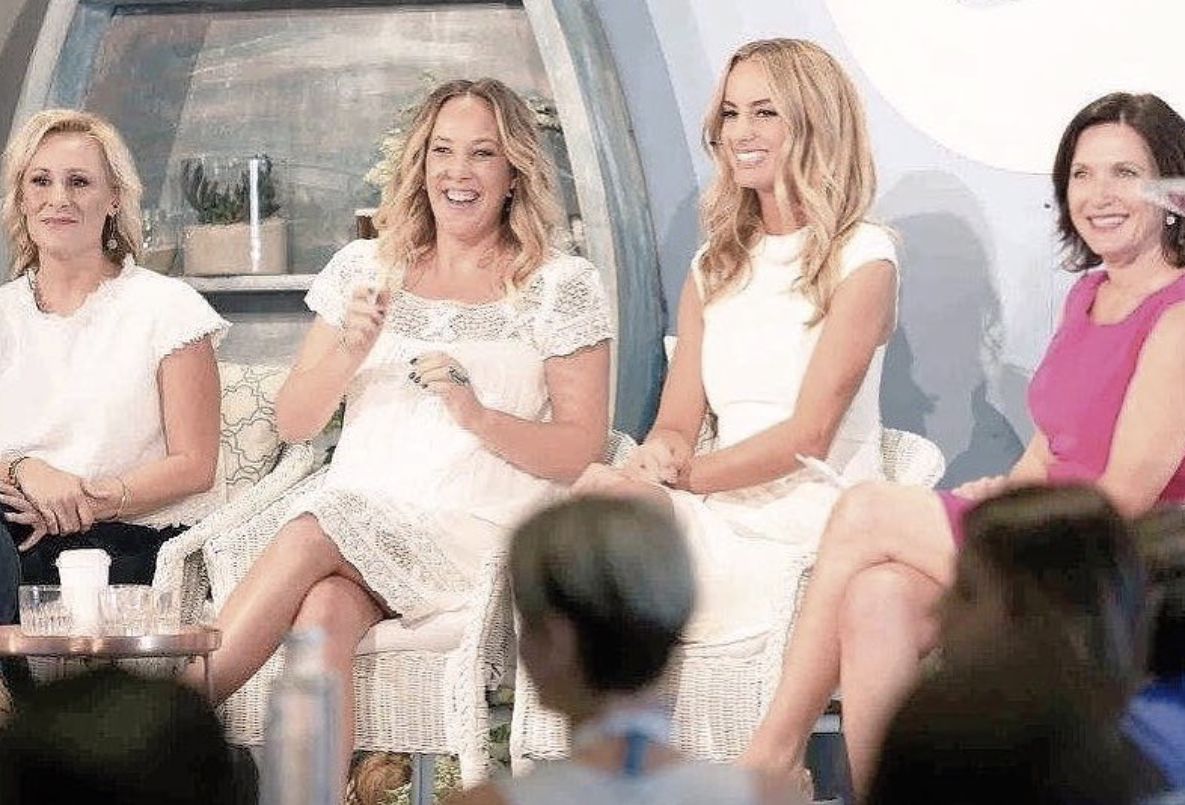 Samantha Wills joins the panel for BUSINESS CHICKS at the Movers and Breakers Conference in Byron Bay, Australia.