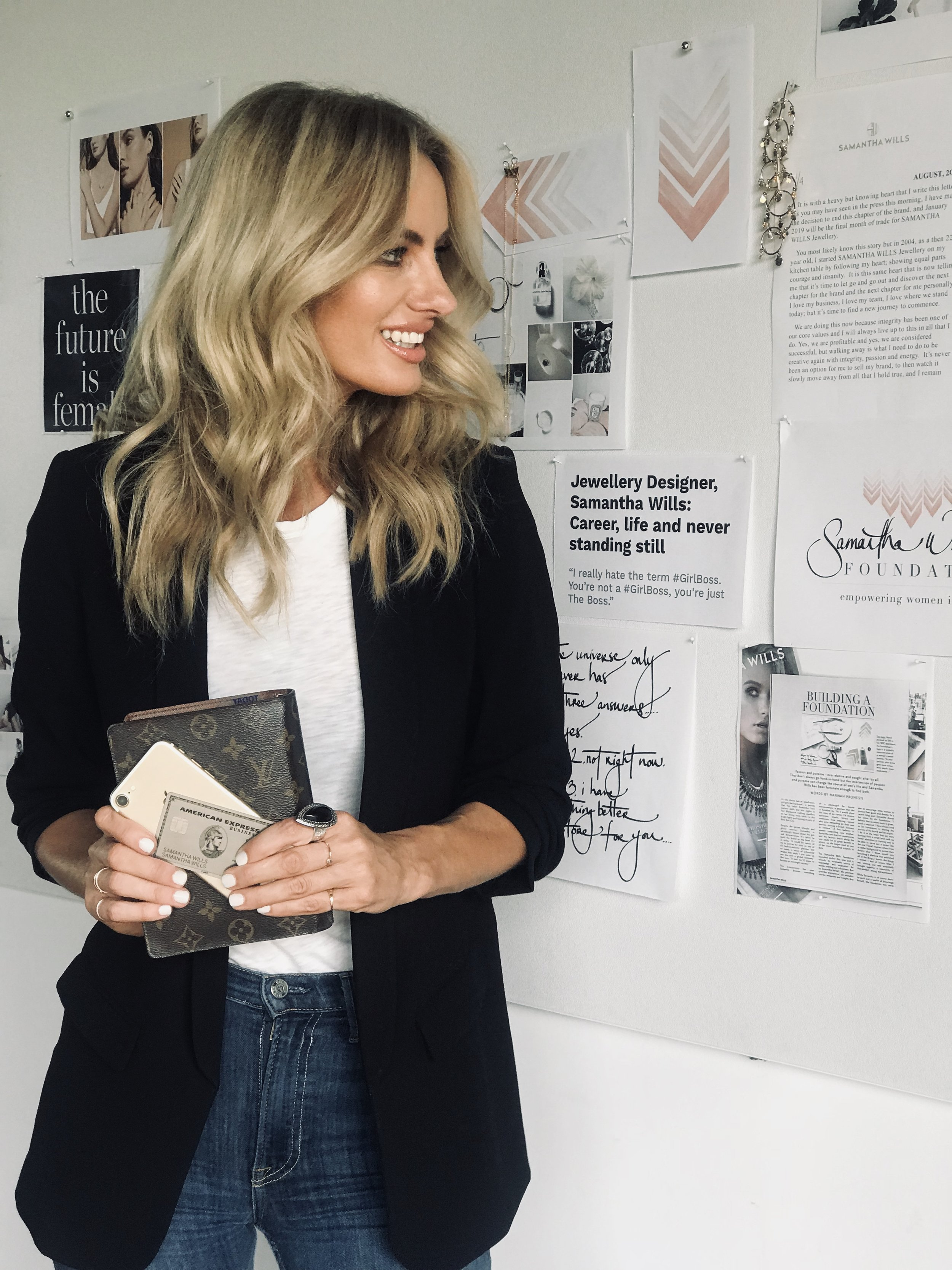 PODCAST: Building a Global Empire with a Cult Following with Samantha Wills - WITH MELISSA AMBROSINI