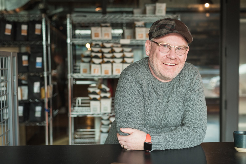 Poul Mark - Transcend Coffee