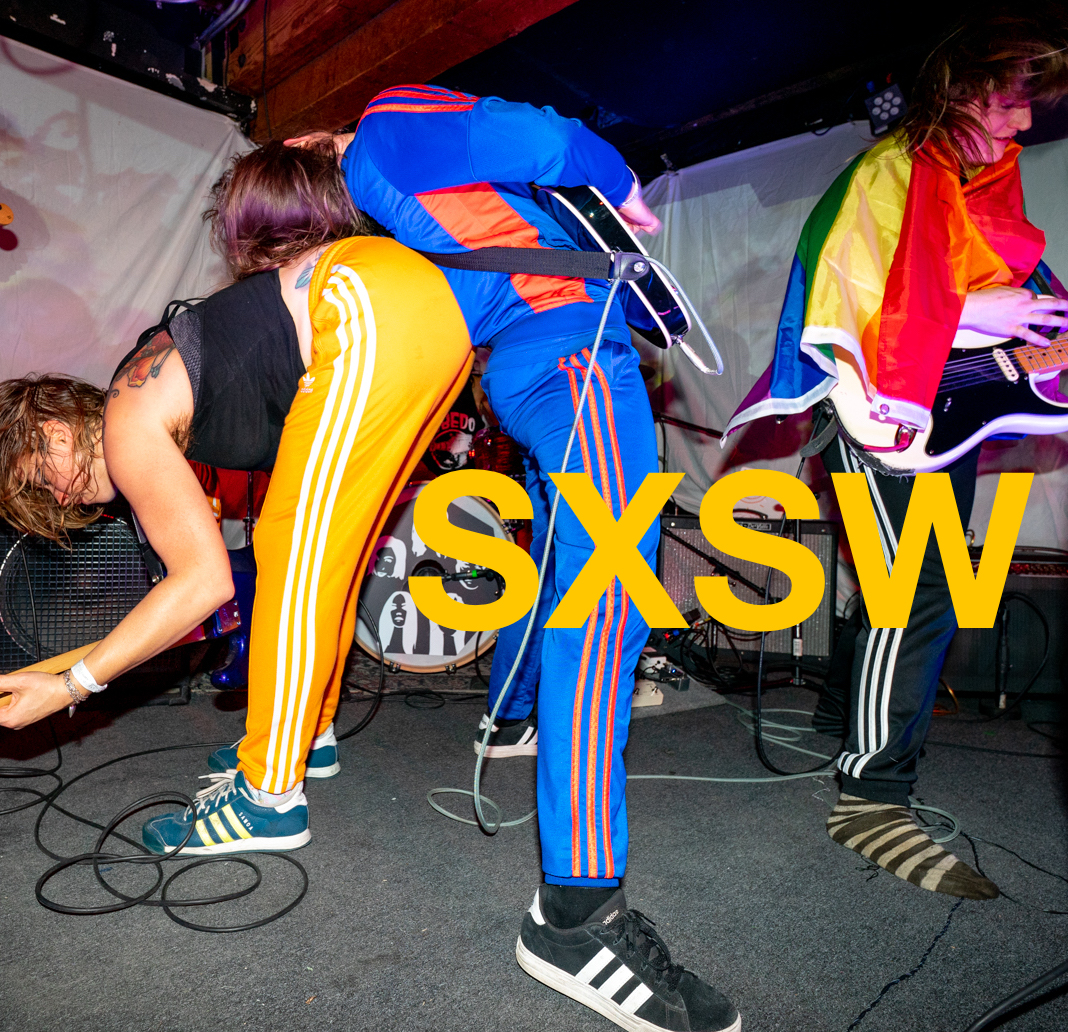 WE are very stoked to let you know that we'll be an official    SXSW    artist this year! See you in March, Austin, TX! ❤